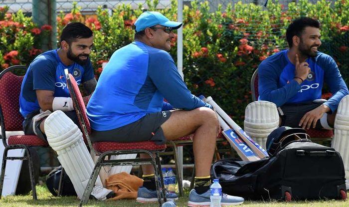 Ravi Shastri clears rift rumours between Rohit Sharma and Virat Kohli, Indian cricket head coach Ravi Shastri rubbishes off rift rumours between Rohit Sharma Virat Kohli, rift between Rohit Sharma Virat Kohli, Rumoured rift between Rohit Sharma Virat Kohli, fight between Virat Kohli and Rohit Sharma, What is happening between Virat Kohli and Rohit Sharma