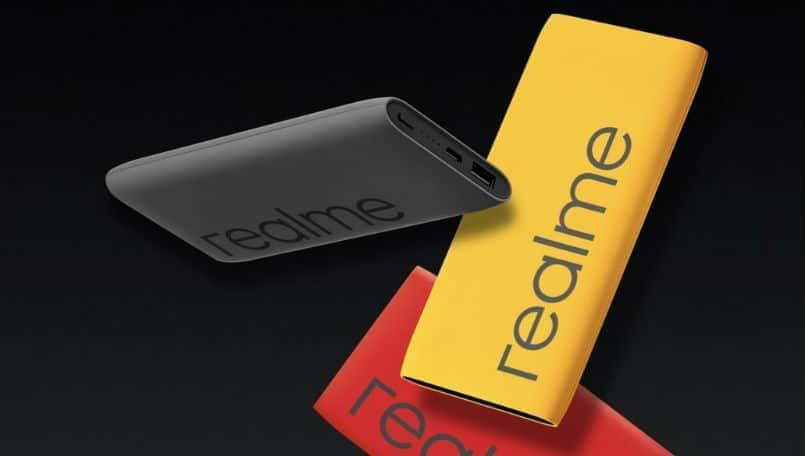 Realme launches 10,000mAh Power Bank alongside Realme Q in China, priced around Rs 1,000
