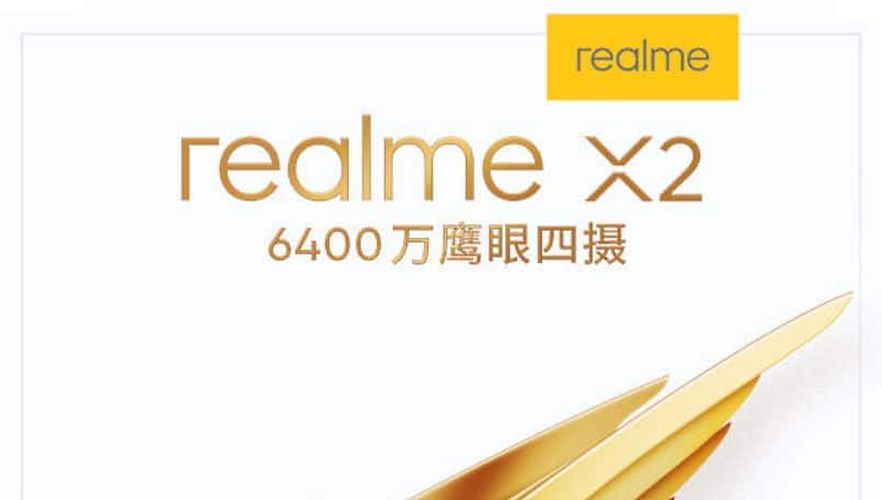 Realme X2 with Snapdragon 730G set to launch in China on September 24