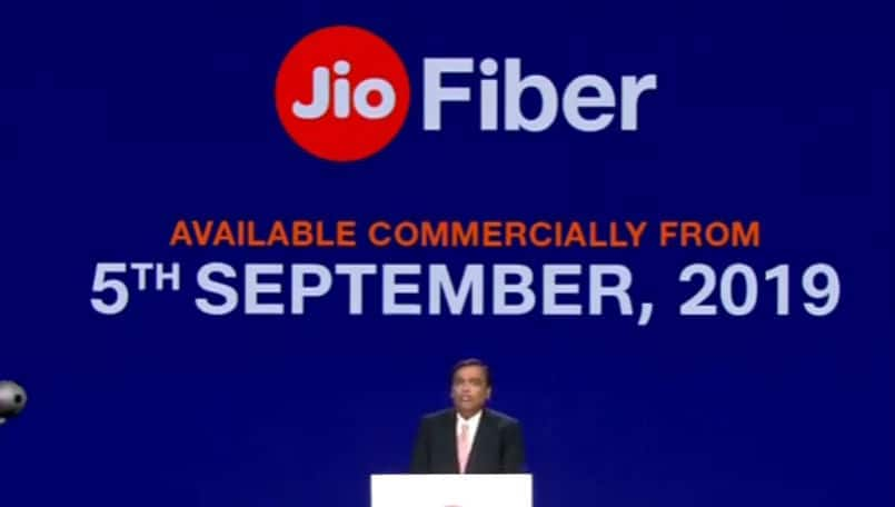 Jio Fiber Pricing