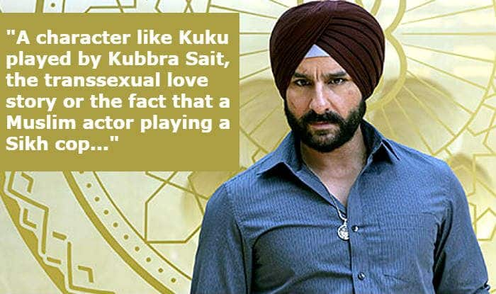 Sacred Games at Emmy Awards 2019: Saif Ali Khan Says 'Transsexual Love Story And Muslim Playing Sikh' Are Reasons Why it Can Win