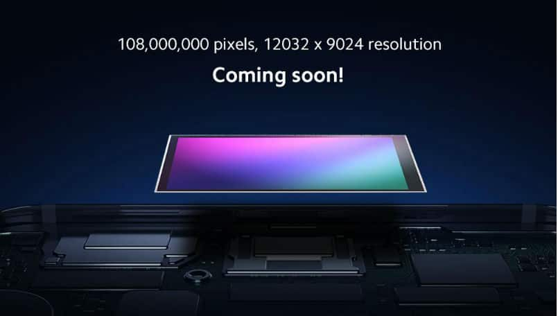 Xiaomi working on four smartphones with 108-megapixel main camera, code names revealed