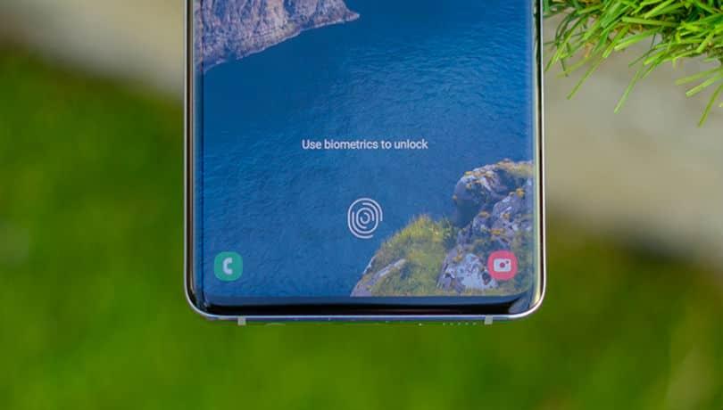 Samsung Galaxy S11 will improve fingerprint sensor recognition area with new Qualcomm sensor