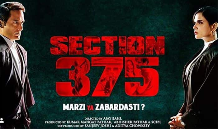 Watch 'Section 375' Public Review, Gets a Thumbs up From Fans