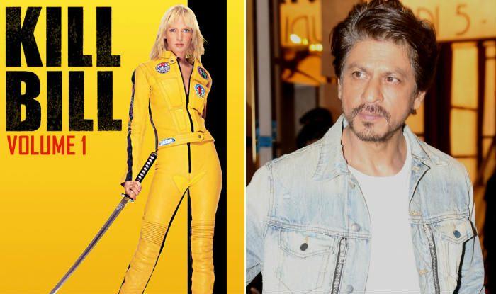 Shah Rukh Khan in Anurag Kashyap-Nikhil Dwivedi's Action Film Based on Hollywood Classic Kill Bill?