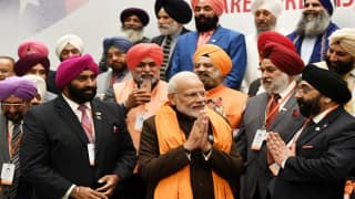 'Modiji, we Are With You,' Sikh Delegation Tells PM Modi in Houston
