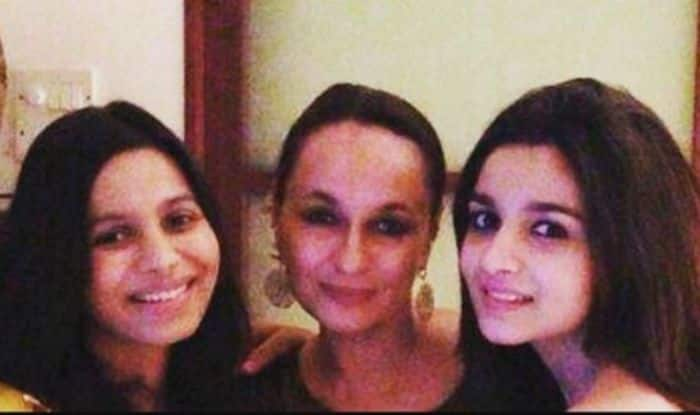 Daughters' Day: Soni Razdan's Emotional Post For Darling Daughters Alia Bhatt And Shaheen Bhatt Will Melt Your Heart