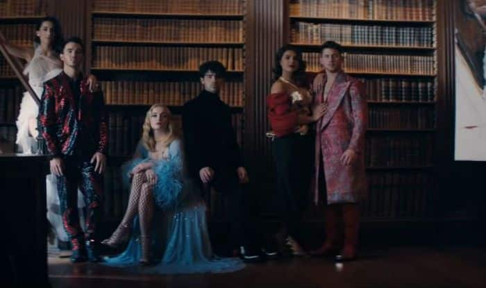 Nick Jonas Credits 'Sucker' Video Success to Three Jonas Wives – Priyanka, Sophie And Danielle