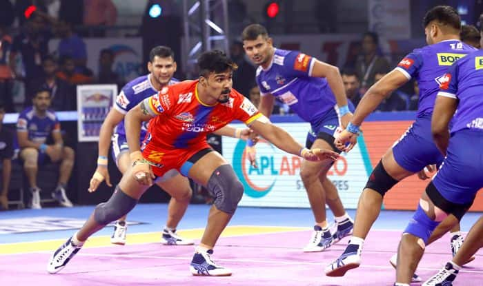 UP Yoddha Inch Closer to Pro Kabaddi League Playoffs With Win Over Haryana Steelers