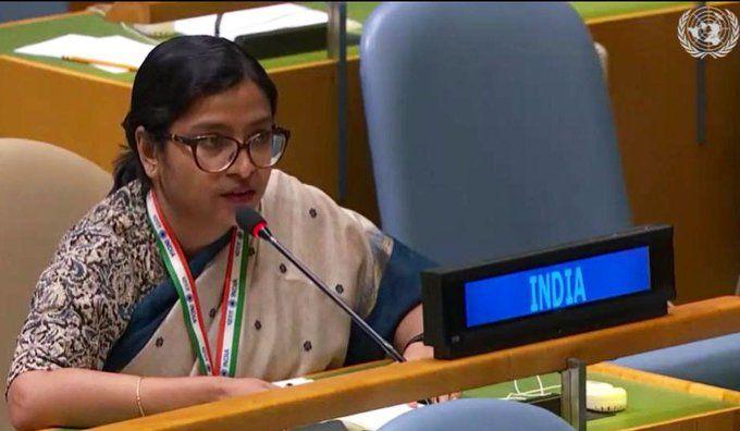 Who's Vidisha Maitra, India's MEA Secretary, the World is Talking About?
