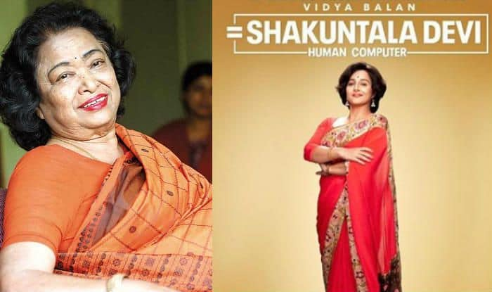 Vidya Balan's First Look From Shakuntala Devi is Totally Stylish And Exciting, Filming Begins in London