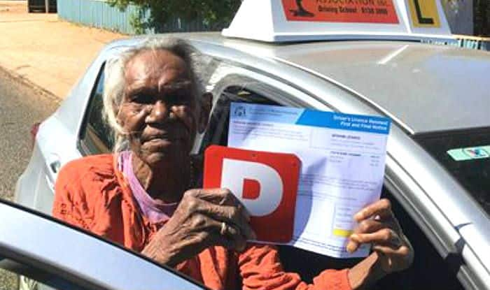 Woman Learns Driving And Obtains License at The Age of 75 so That She Can Take Her Sister to Doctor – Viral Post
