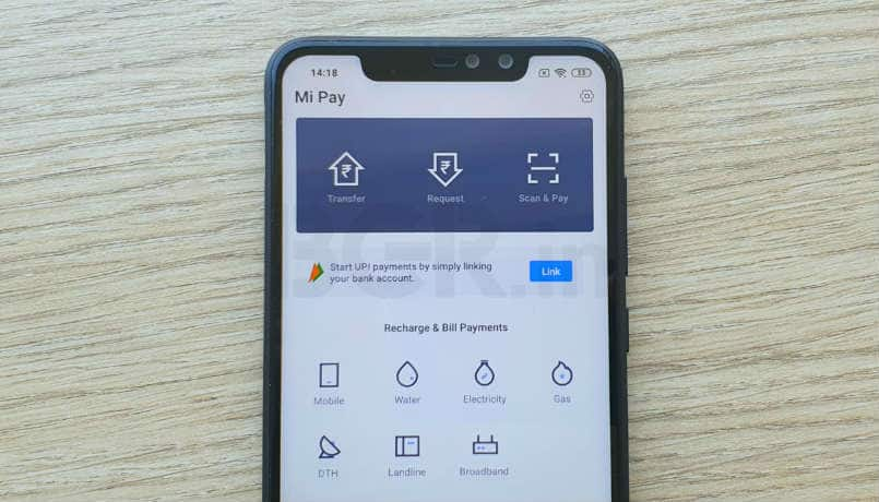 Mi Pay has secured more than 18 million users in 5 months
