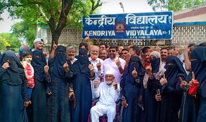 Maharashtra Assembly Election 2019, Assembly Elections 2019, Haji Ibrahim Alim Joad, Pune