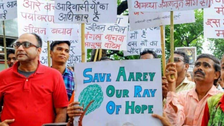 Massive Setback For 'Save Aarey' Campaign As Bombay High Court Refuses to Stop Cutting of 2,500 Trees