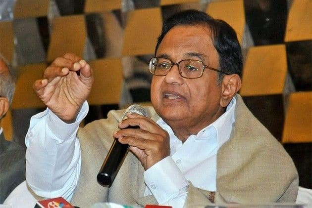 P Chidambaram Taken to AIIMS For Medical Check-up After Complaint Of Stomach Ache