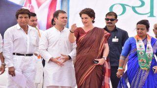 प्रियंका गांधी को राज्यसभा में लाने पर विचार कर रही कांग्रेस, लेकिन इस साल सदन में विपक्षी ताकत होगी कम