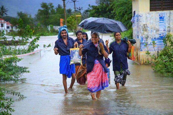 Cyclonic Storm 'Kyarr' Likely to Bring Heavy Rainfall to Maharashtra's Coastal Districts, Warns IMD