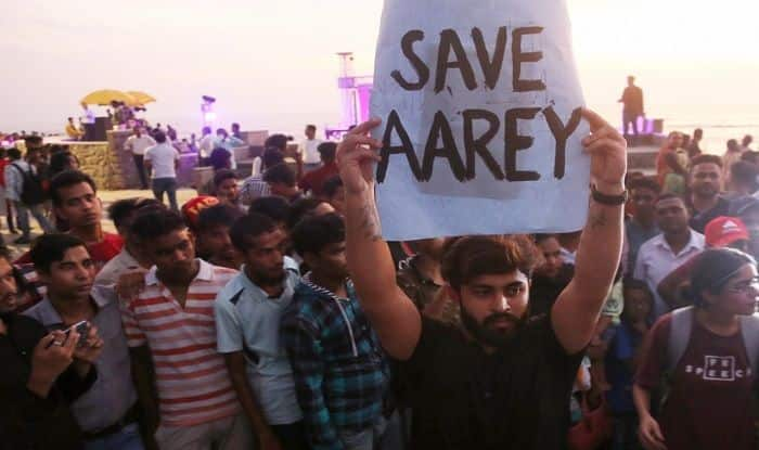 Aarey Protests: SC Orders Maharashtra Government Not to Cut Any More Trees, State Says 'OK'