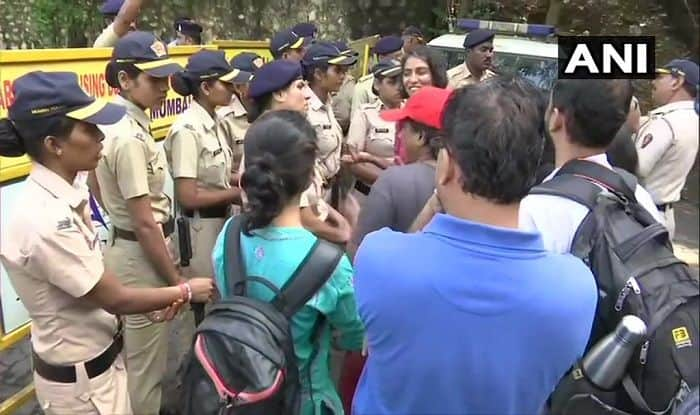 Aarey Protests: Bail For Jailed Protesters, Police Lift Section 144