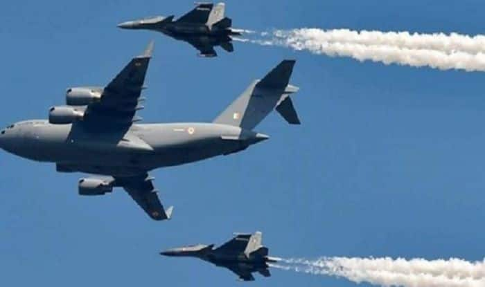 Air Force Day 2019: Wing Commander Abhinandan Varthaman Leads MiG-21 Bison Formation | Watch