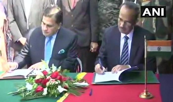 Historic as India and Pakistan Sign Agreement to Operationalise Kartarpur Corridor