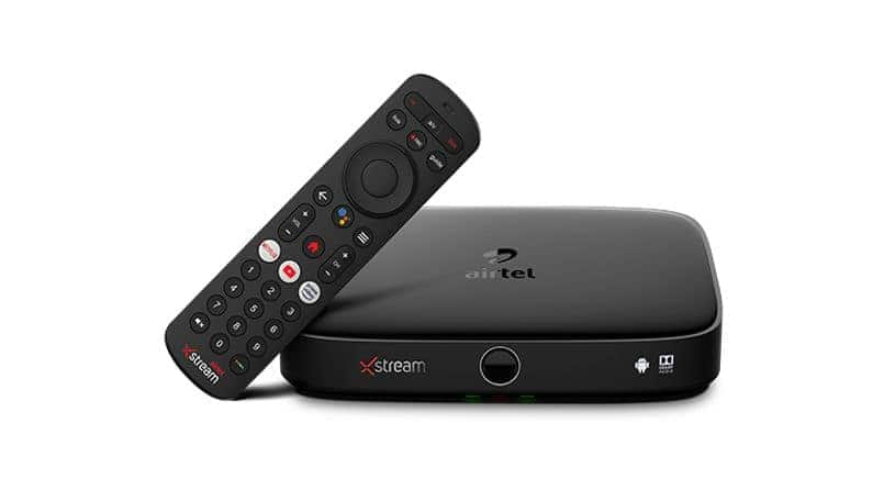 Airtel Xstream Box available at Rs 500 discount to Samsung and Xiaomi Smart TV buyers