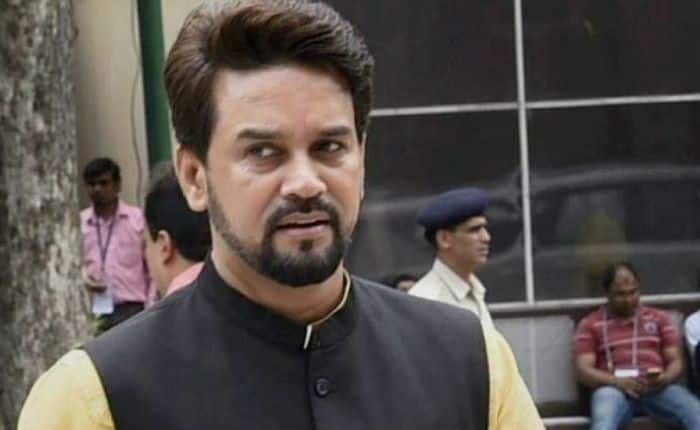 ICC Has No Relevance Without The BCCI: Anurag Thakur