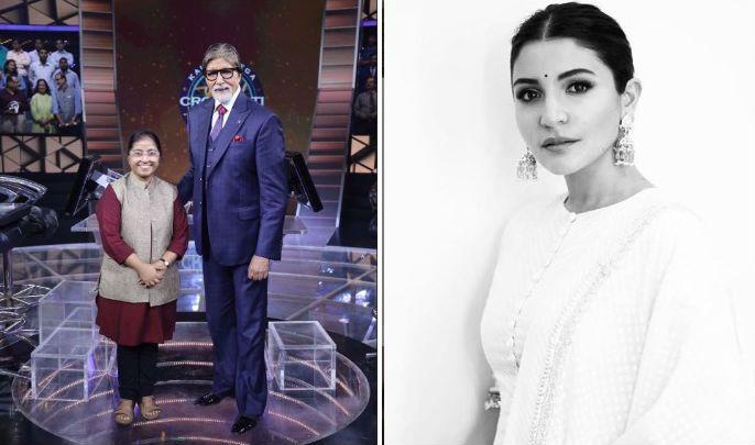 Anushka Sharma hails KBC Karamveer Episode