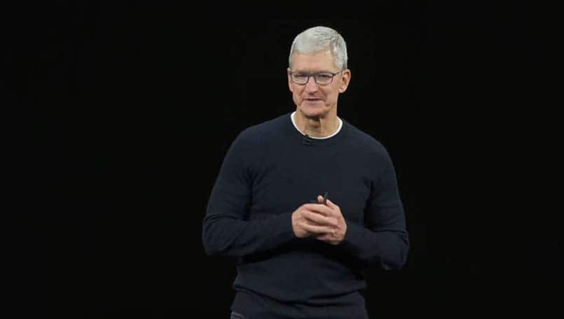 Tim Cook takes a dig at Facebook, says no to Apple digital coin