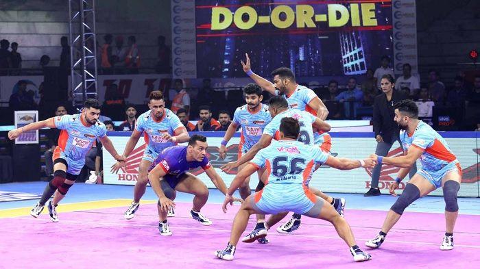 Dream11 Team BEN vs TAM Pro Kabaddi League 2019 – Kabaddi Prediction Tips For Today's PKL Match 128 Bengal Warriors vs Tamil Thalaivas at Shaheed Vijay Singh Pathik Sports Complex in Greater Noida