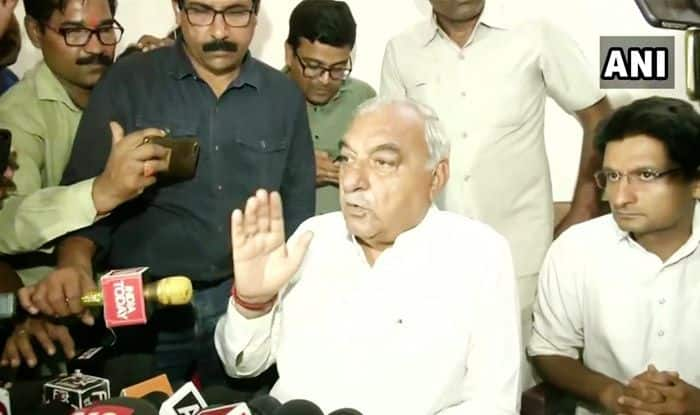 'Come Together to Form Strong Government in Haryana', Bhupinder Singh Hooda to JJP, INLD