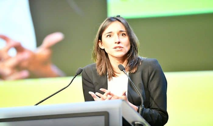 French Minister Brune Poirson
