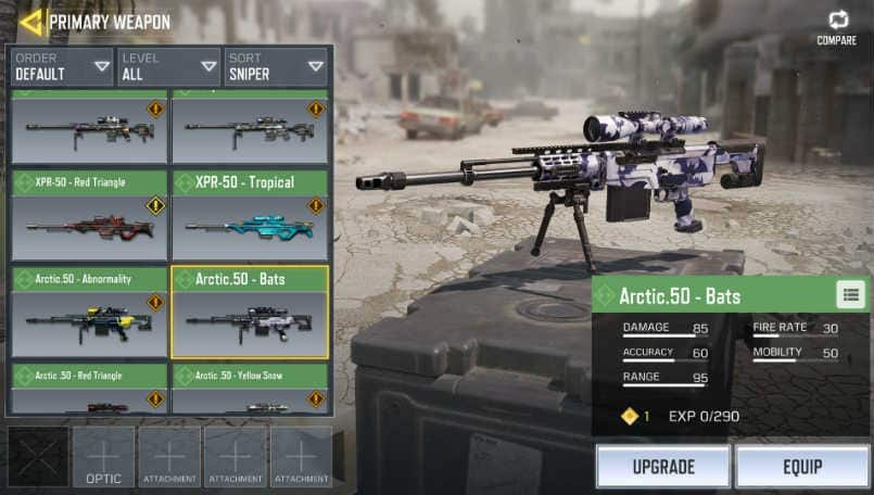Call of Duty: Mobile offering free upgrade to automatic rifle for Halloween