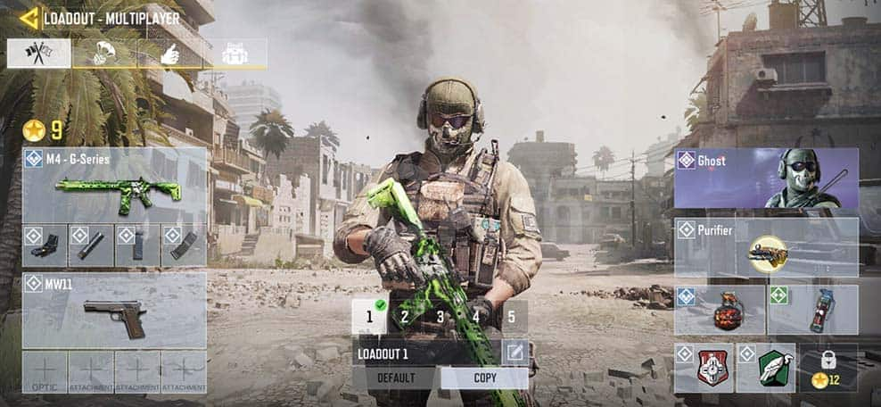Here are the 5 best guns on Call of Duty: Mobile