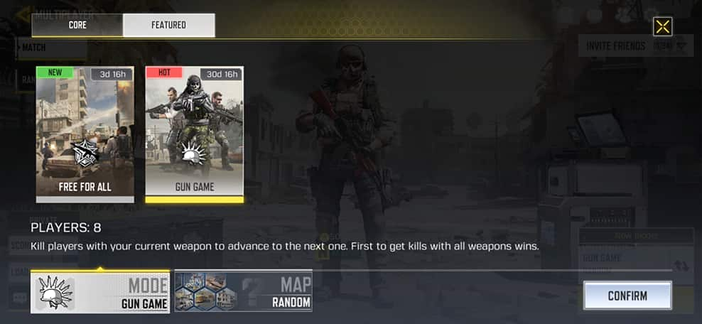 Call of Duty: Mobile gets a new mode called Gun Game