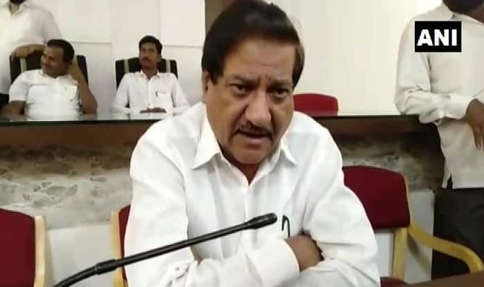 Maharashtra: 'BJP, Shiv Sena Should Disclose What Was Discussed Between Them,' Says Congress Leader Prithviraj Chavan