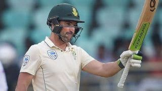 Dean Elgar Injury Update: South Africa Opener Out of Action For 6 Days, Suffers Concussion After Umesh Yadav Bouncer Hits Him on Head