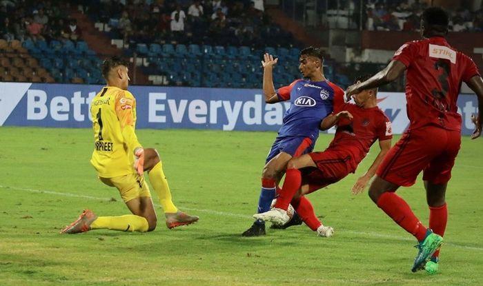 Indian Super League, Bengaluru FC, NorthEast FC, Indian Super League Latest News, Indian Super League results, Football News, Sunil Chhetri, Bengaluru FC latest news, Bengaluru FC fixtures, Sunil Chhetri latest news, Sunil Chhetri age
