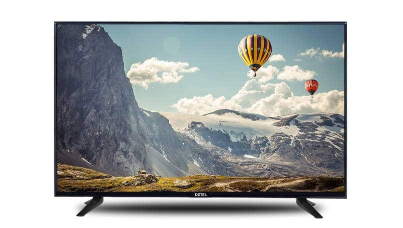 Detel Star LED TVs launched in India, prices start from Rs 3,699