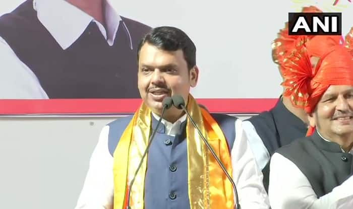 'We Will Give Stable Govt of Alliance For Next 5 Years,' Says Maharashtra CM Devendra Fadnavis