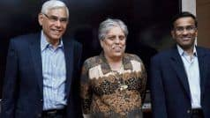 'Nothing Personal': Edulji Open us About Differences With CoA Chief Rai