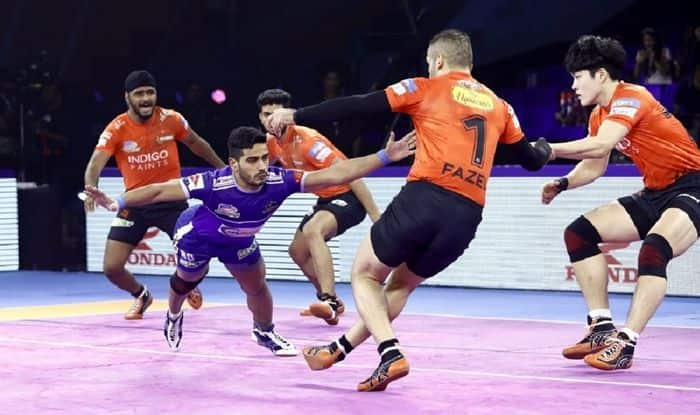 U Mumba vs Haryana Steelers Eliminator 2 Dream11 Team - Check My Dream11 Team, Best players list of Pro Kabaddi League 2019, U Mumba vs Haryana Steelers Dream11 Team Player List, U Mumba Dream 11 Team Player List, Haryana Steelers Dream11 Team Player List, Dream11 Guru Tips, Online Tips And Predictions - Pro Kabaddi 2019, Online Kabaddi Tips - PKL 2019 Eliminator 2, Online Kabaddi Tips and Predictions - Pro Kabaddi League.