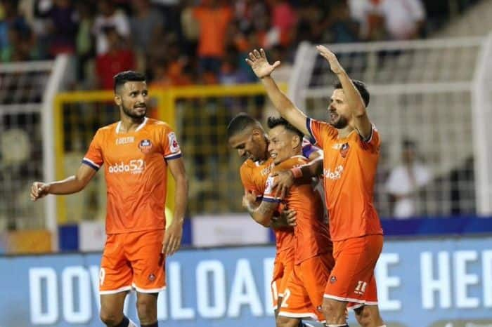Indian Super League: FC Goa Kick-Start Campaign With 3-0 Win Over Chennaiyin FC