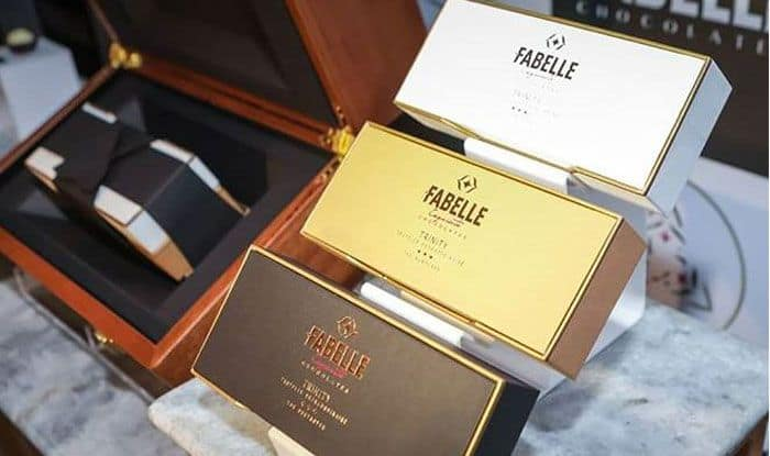 ITC, Fabelle Exquisite Chocolates, Trinity - Truffles Extraordinaire, Michelin Star Chef Philippe Conticini