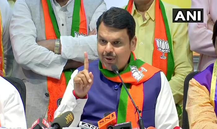As Suspense Over Maharashtra Government Continues, BJP's Fadnavis May Take Oath as CM on Oct 30