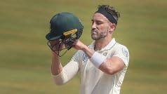 First-Innings Runs Will Be Vital For South Africa in Ranchi Test: Faf du Plessis