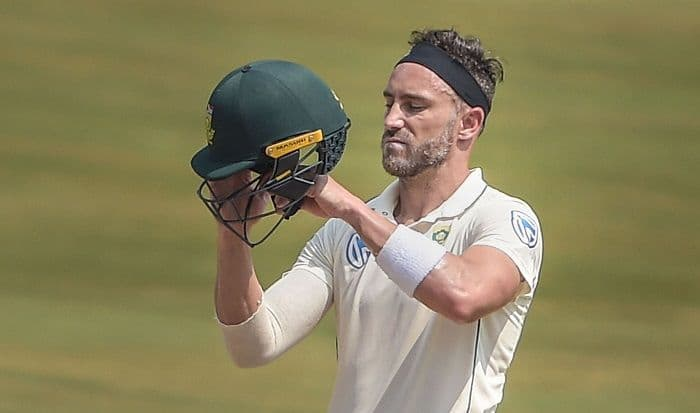 South Africa Lacked Experience; Can't Replace Steyn, Morkel, Amla, de Villiers Overnight: Faf du Plessis