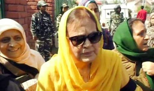 Jammu and Kashmir: Farooq Abdullah's Sister, Daughter Among 6 Detained During Protest in Srinagar