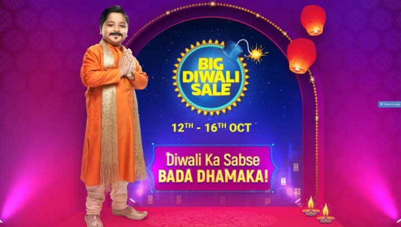 Flipkart Big Diwali Sale begins from October 12: All you need to know